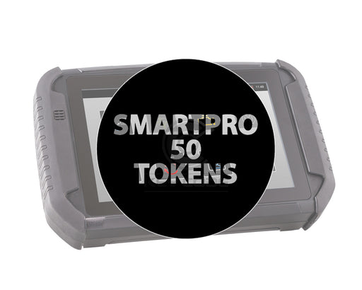 ADVANCED DIAGNOSTICS - 50 TOKENS FOR MVP PRO / SMART PRO - $27 PER TOKEN
