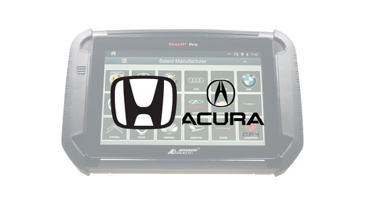 ADS-110 Acura/Honda Basic+ 2007 Software (Cat A) Spring Spectacular