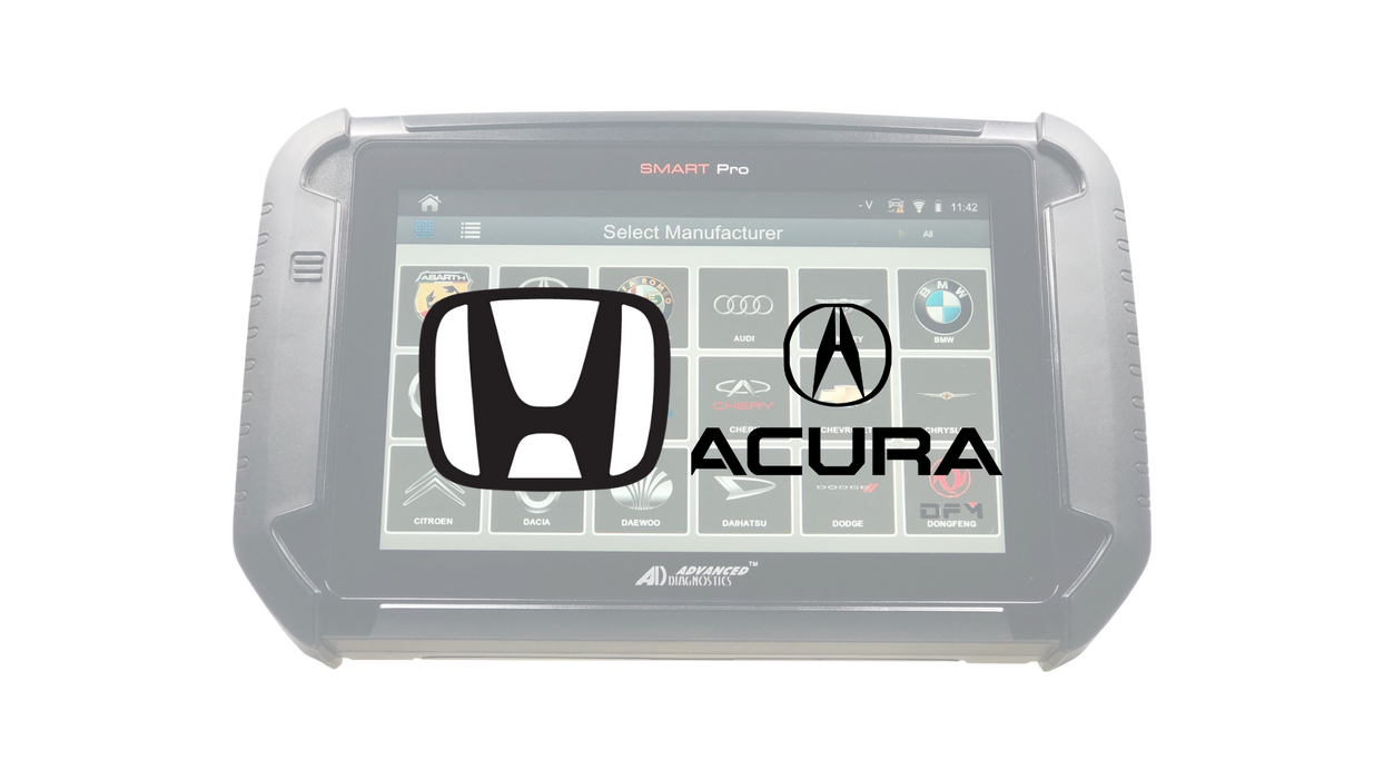 ADS-193 Honda/Acura PROX 2013 Software (Cat A) SPRING SPECTACULAR