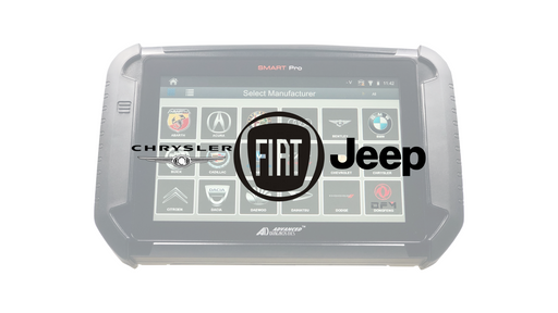 ADS-234 JEEP CHRYSLER FIAT 2016 (Cat A+) New Users