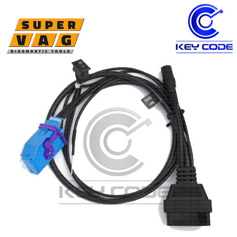 SVG149 Cable for Instrument Clusters VDO - SUPERVAG - Key Code USA