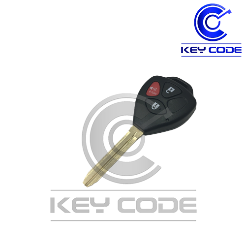 TOYOTA SCION 2005-2012 3-Btn Remote Key MOZB41TG * - Key Code USA