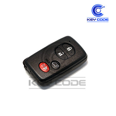 TOYOTA Prius Venza 2009 - 2016 Smart Key 4-Btns (Hatch) / HYQ14ACX - Key Code USA