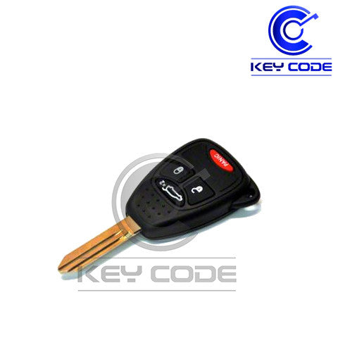 DODGE Avenger 2008 - 2013 Remote Key 4-Btns (Hatch) / OHT692427AA - Key Code USA