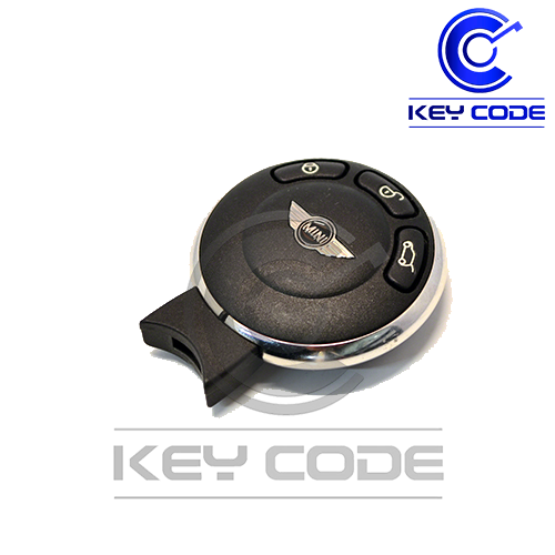 MINI Cooper 2007-2013 3-Btn Smart Key KR55WK49333 * - Key Code USA