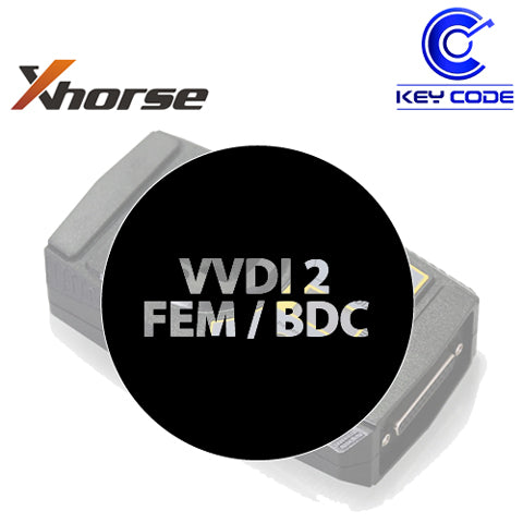 XHORSE FEM / BDC Software for VVDI2