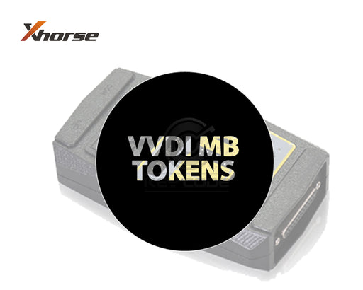 XHORSE TOKENS for VVDI MB