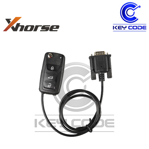 XHORSE VVDI2 ID48 Transponder Chip Copy Data Collector