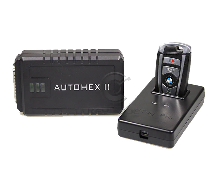 Autohex II BMW Full Package - MICROTRONIK