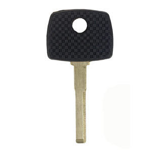 MERCEDES BENZ 1998-2005 Transponder Key SHELL HU64 (2-Track) High Security - AFTERMARKET