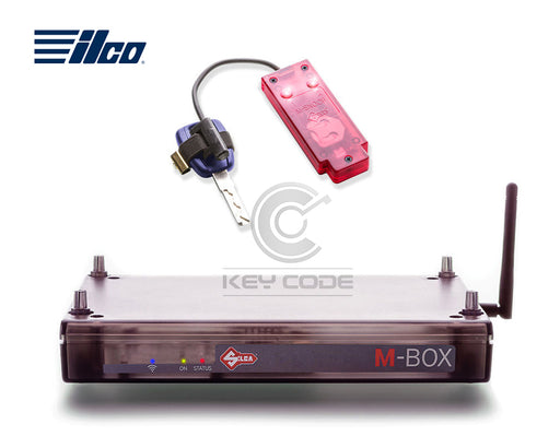 ILCO M-BOX CLONING ACCESSORY FOR RW4 PLUS AND EZ-CLONE PLUS WITH M-SNOOP