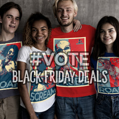 BLACK FRIDAY - #VOTE