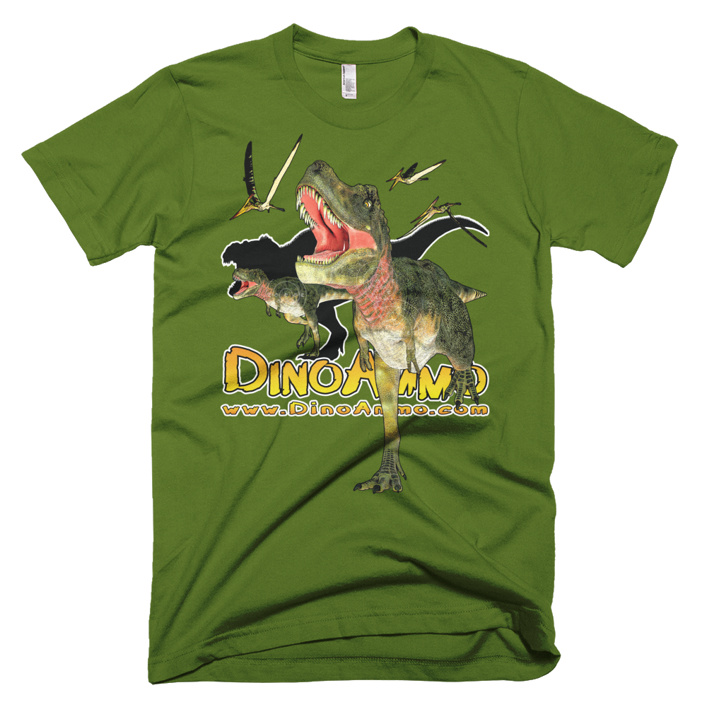 Dino Ammo Tarosaurus Full Color Short-Sleeve T-Shirt