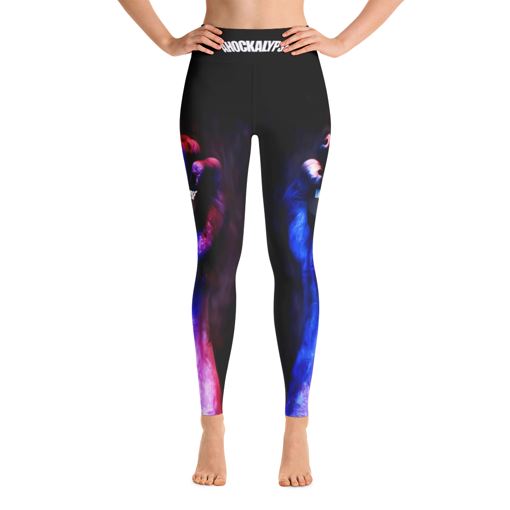 Ahockalypse Yoga Leggings