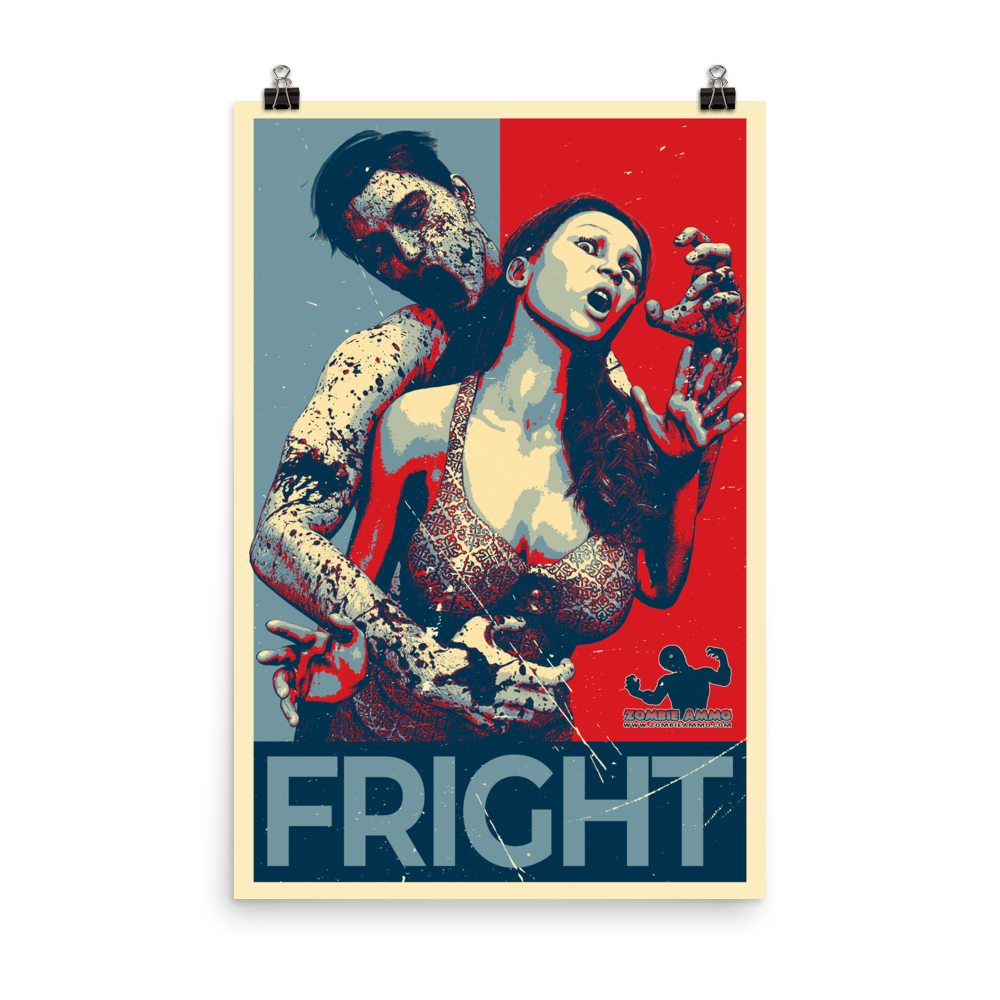 FRIGHT Vote Poster