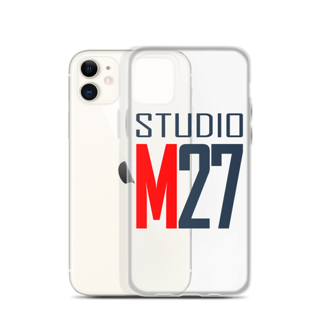 Studio M27 iPhone Case
