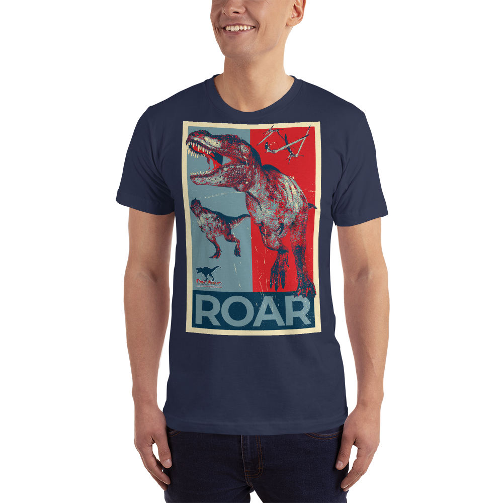 #VOTE Roar! Short-Sleeve T-Shirt