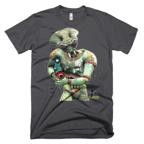 SciFi Ammo Bug Hunt Full Color Short sleeve men's t-shirt