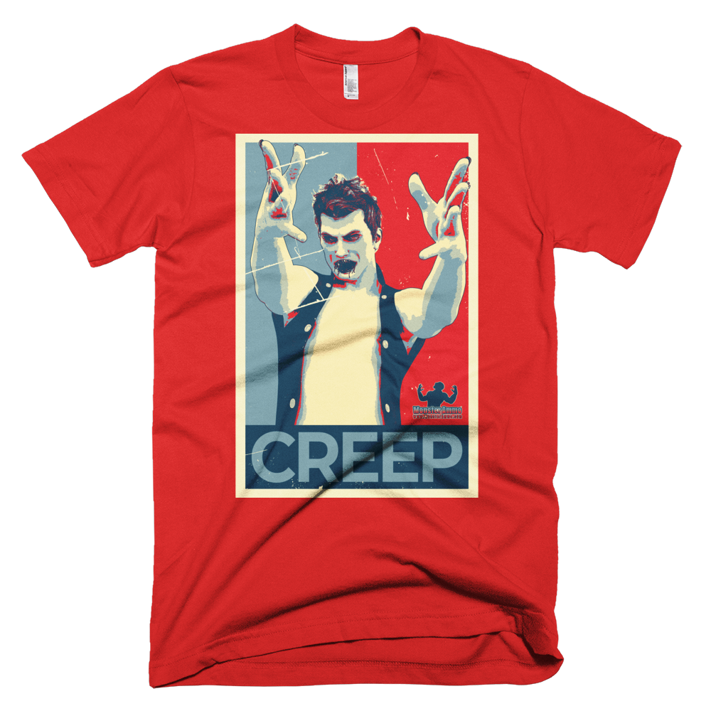 #VOTE Creep! Short-Sleeve T-Shirt