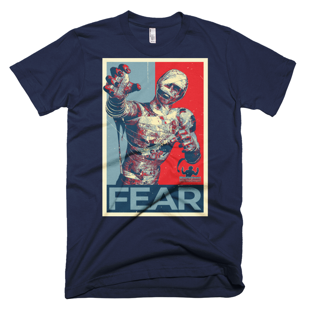 #VOTE Fear! Short-Sleeve T-Shirt