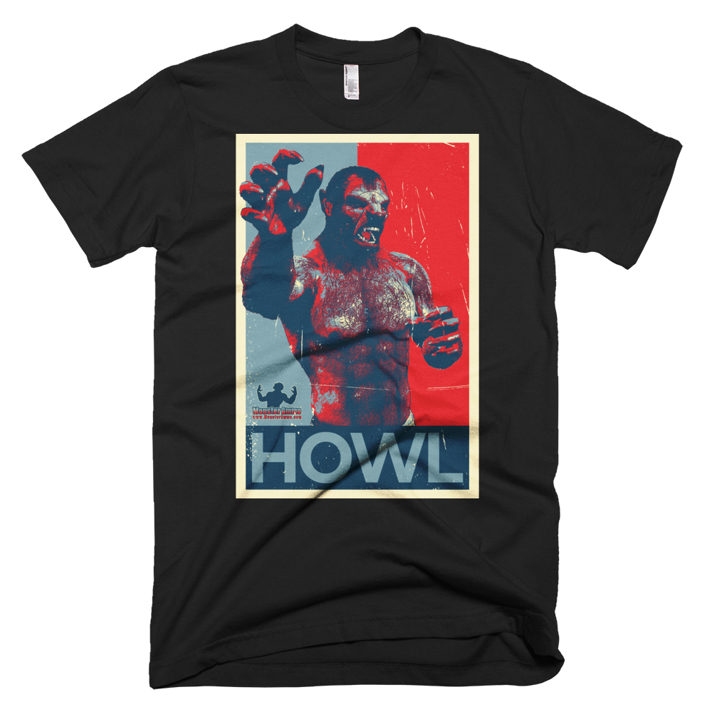 #VOTE Howl! Short-Sleeve T-Shirt