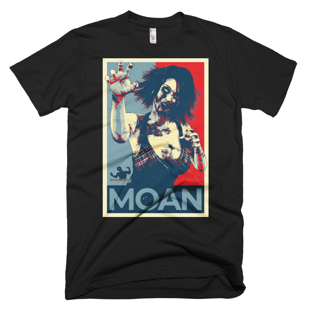 #VOTE Moan! Short-Sleeve T-Shirt