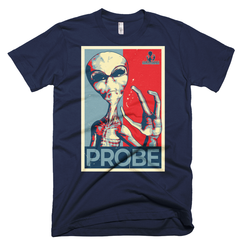 #VOTE Probe! Short-Sleeve T-Shirt