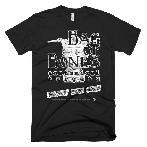 Bag of Bones BW Logo Short-Sleeve T-Shirt