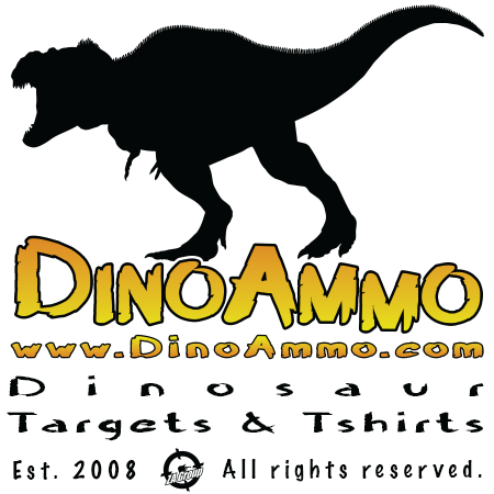 Dino Ammo Logo Short-Sleeve T-Shirt