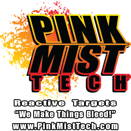 Pink Mist Tech Logo Short-Sleeve T-Shirt