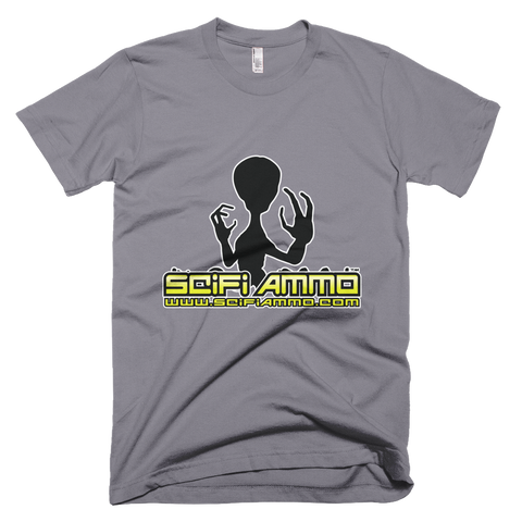 SciFi Ammo Logo Short-Sleeve T-Shirt