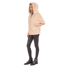 Load image into Gallery viewer, FF20-53C Zipper Poncho