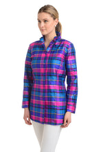 Load image into Gallery viewer, FY18-121 Elizabeth Yarn Dye Silk Blouse