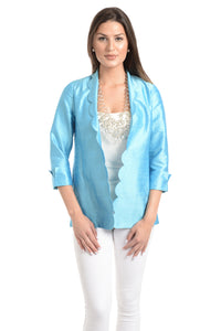 SP19-55 SCALLOP JACKET