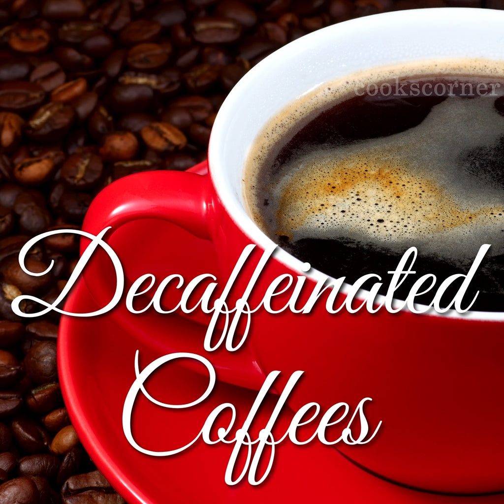 Decaf. Coffee