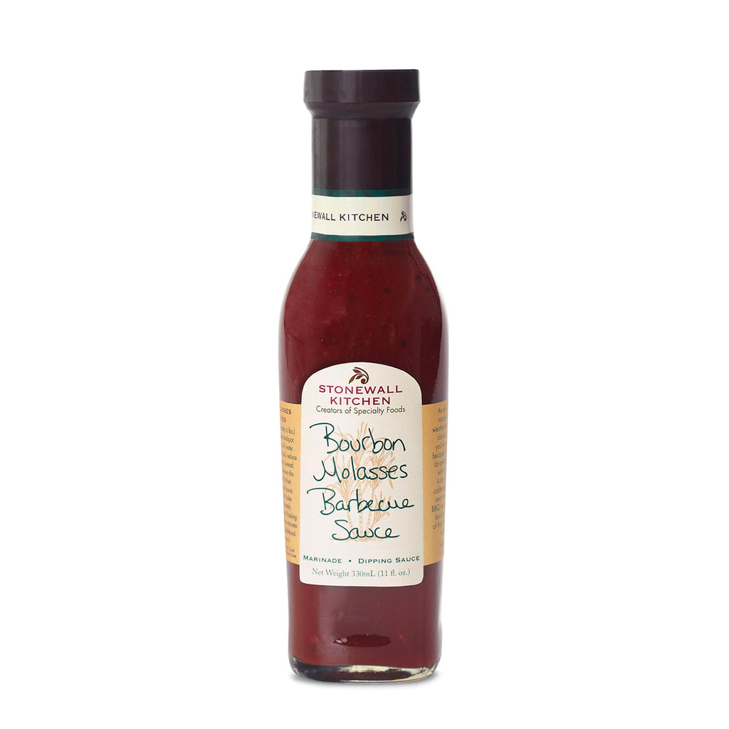 Stonewall Kitchen Bourbon Molasses Barbecue Sauce