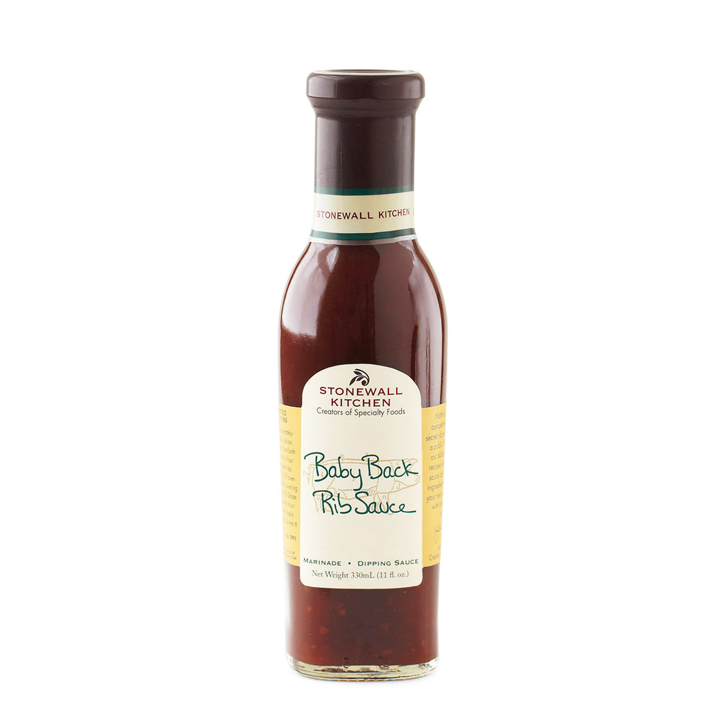 Stonewall Kitchen Baby Back Rib Sauce