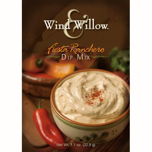 Fiesta Ranchero Dip Mix by Wind & Willow