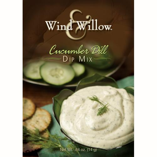 Cucumber Dill Dip Mix by Wind & Willow