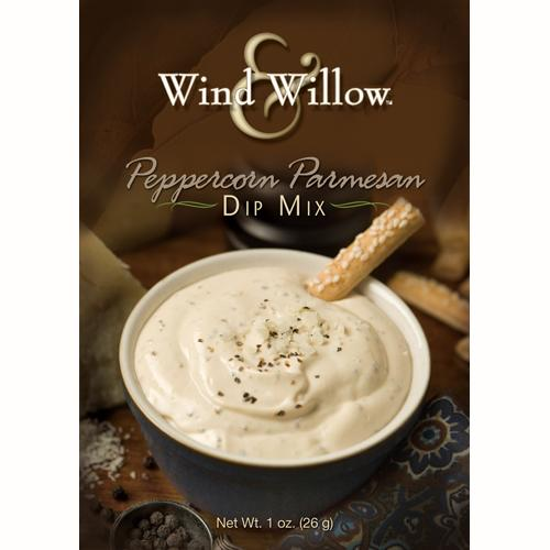 Peppercorn Parmesan Dip Mix by Wind & Willow