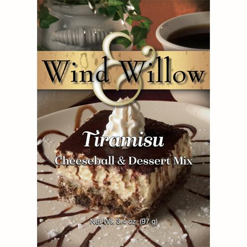 Tiramisu Cheeseball & Dessert Mix by Wind & Willow