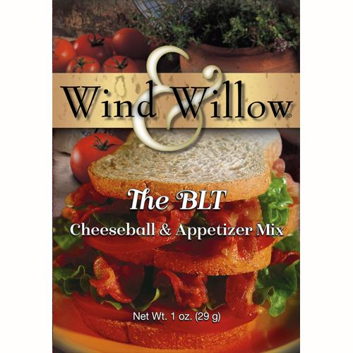BLT Cheeseball & Appetizer Mix by Wind & Willow