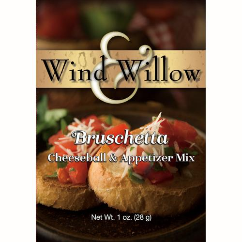 Bruschetta Cheeseball & Appetizer Mix by Wind & Willow