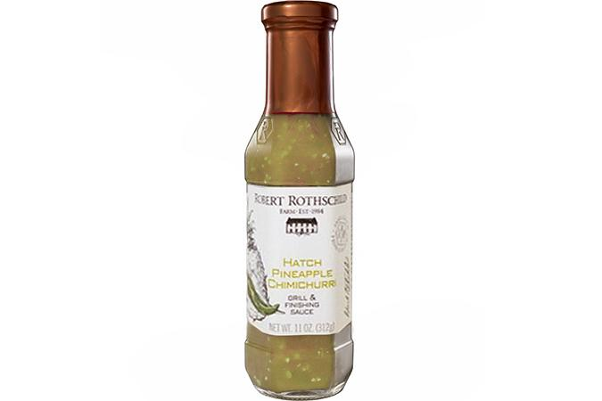 Robert Rothschilds Hatch Pineapple Chimichurri Sauce