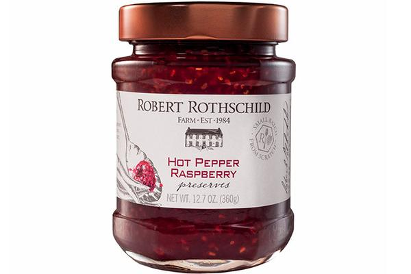 Robert Rothschild Hot Pepper Raspberry Preserves