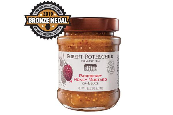 Robert Rothschild Raspberry Honey Mustard Pretzel Dip