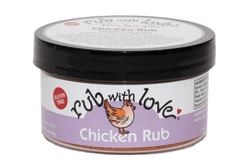 Chicken Rub - RwL