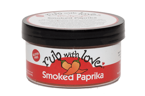 Smoked Paprika Rub - RwL