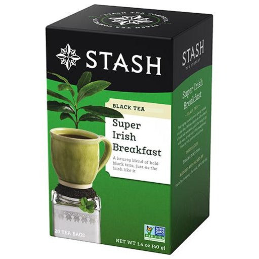 Super Irish Breakfast Black Tea Bags