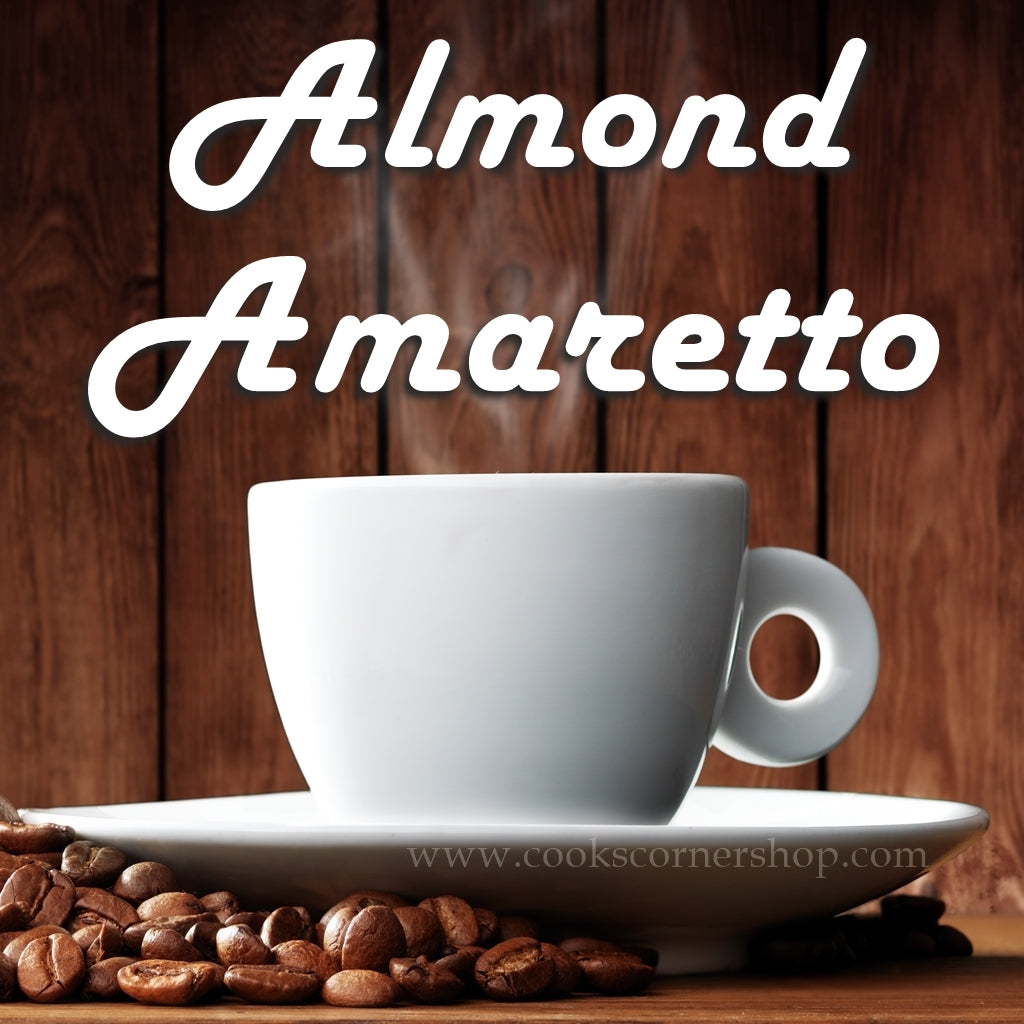 almond amaretto flavored coffee
